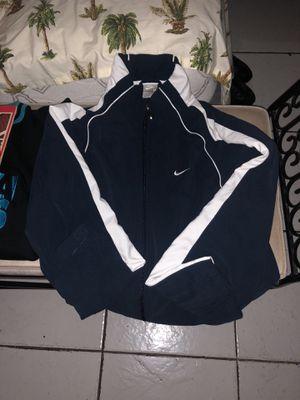 Nike zip up jacket medium for Sale in Miami, FL