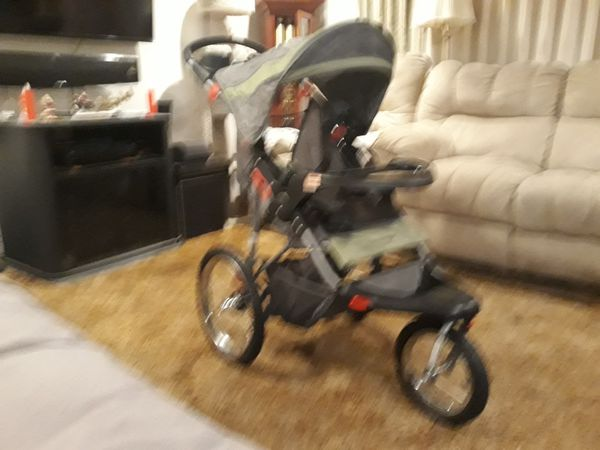 Brand New Baby Trends Expedition Jogging Stroller
