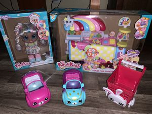KindiKids Doll and PLAYSET for Sale in Goodyear, AZ