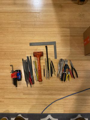 Assorted Tools for Sale in San Diego, CA