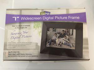 Digital Picture Frame for Sale in Miami, FL