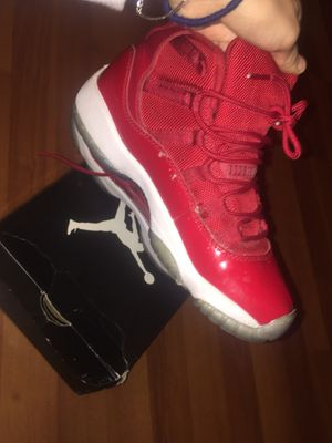 Air Jordan 11 retro red size 4 for Sale in Denver, CO