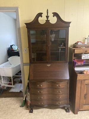 Antique Furniture (secretary) for Sale in Greenville, SC