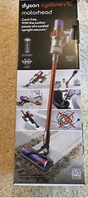 Brand New Dyson Cyclone V10 Motorhead Lightweight Cordless Stick Vacuum Cleaner for Sale in Alhambra, CA