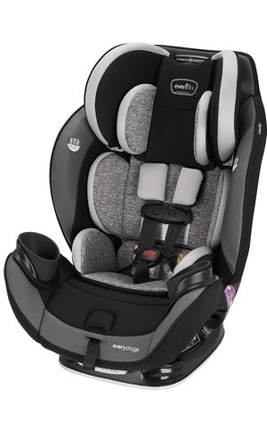 Evenflo EveryStage DLX All-in-One Convertible Car Seat (Canyons) for Sale in Cincinnati, OH
