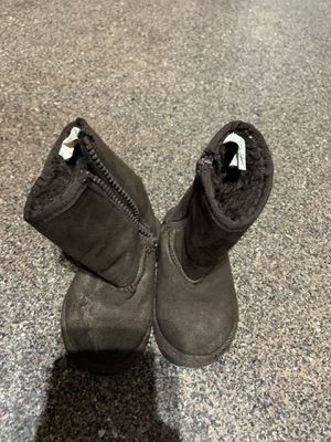Baby girl shoes boots size 5 for Sale in Spring Valley, CA