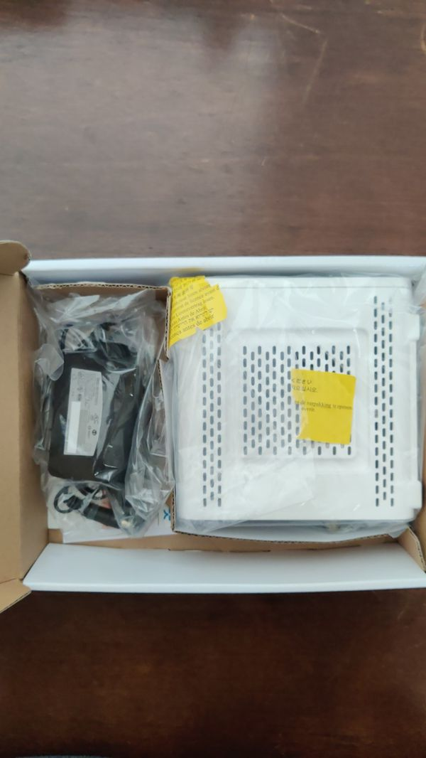 Arris Surfboard SB6190 modem and Asus AC1900 RT-AC1900P router