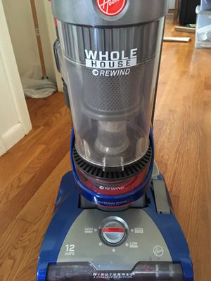 Hoover whole house rewind vacuum for Sale in Acton, MA