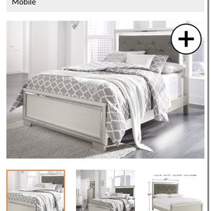 Twin Bed Frame With LED 💡 In Stock for Sale in Madera, CA