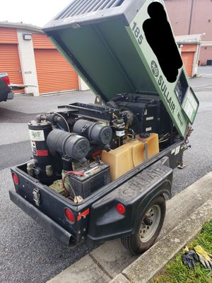 Compressor Sullair 185 970 hours for Sale in Clinton, MD