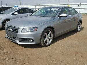 2010 Audi A4 for Parts for Sale in Hialeah, FL