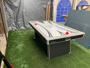 NEW Playcraft Center Ice 7' Air Hockey Table for Sale in Phoenix, AZ