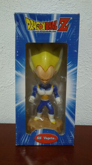 Dragonball Z SS Vegeta bobblehead collectable for Sale in Brooklyn, NY