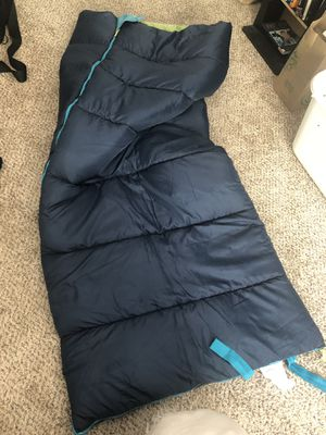 EMBARK SLEEPING BAG (40 degree weather) for Sale in Smyrna, GA
