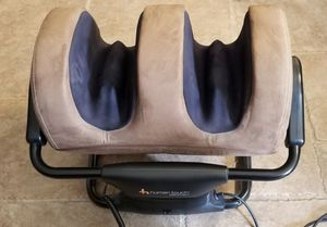 Human touch electronic foot and calve massager for Sale in Chino Hills, CA