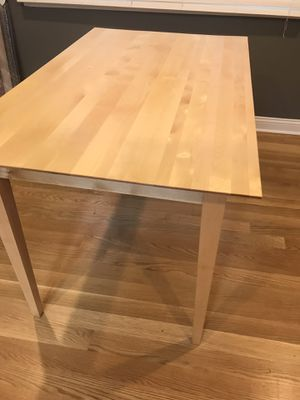 Crate and Barrel Dining Table 48x30 for Sale in Chicago, IL