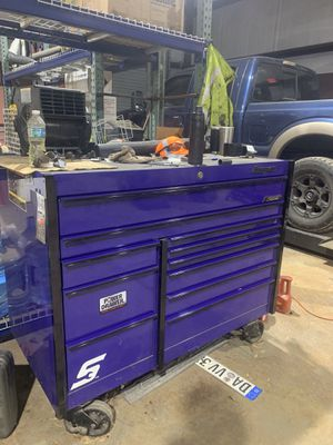 Snap-On 54 inch Master's series tool box for Sale in Ocoee, FL