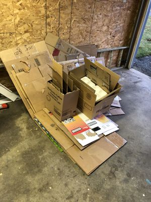 Boxes for Sale in Kent, WA