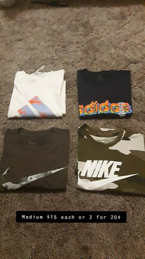 Brand New!!! Nike/Adidas Clothing for Sale in Lawton, OK