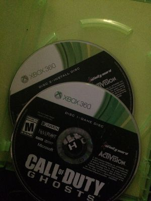 call of duty ghost but n a diffrent case for Sale in Newport News, VA