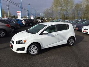 2016 Chevrolet Sonic for Sale in Everett, WA