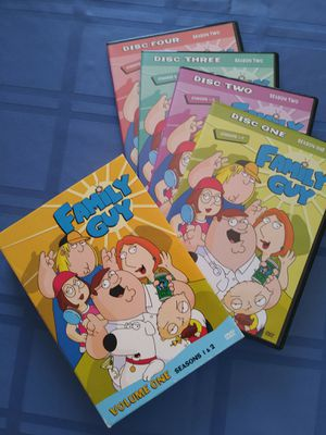 Family Guy DVDs for Sale in Fort Wayne, IN