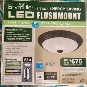 LED flush mount light for Sale in Largo, FL