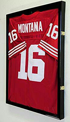 Jersey Display Case Shadowbox Wall Mount for Sale in Columbus, OH