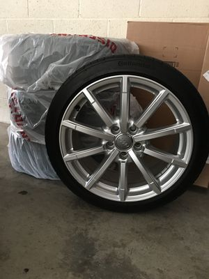 AUDI A3 OEM Rims and Tires for Sale in San Diego, CA