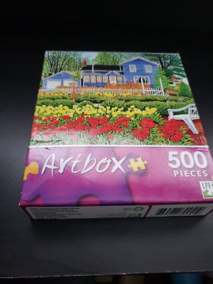 Brand new art box puzzle game for Sale in Bonney Lake, WA