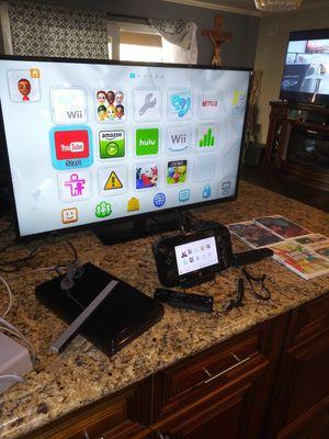 Nintendo wii u for Sale in Lake Elsinore, CA
