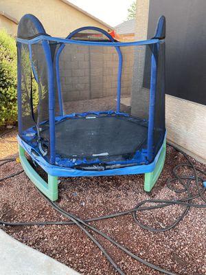 Kids trampoline for Sale in Tolleson, AZ