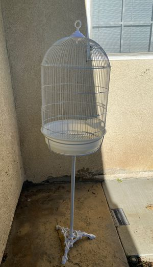 Standing bird cage for Sale in Los Angeles, CA