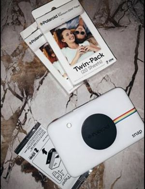 New! Snap Polaroid Camera for Sale in Washington, DC