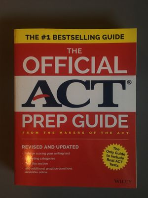 ACT Prep Guide for Sale in Hardy, VA