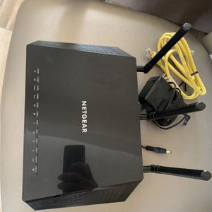 Netgear AC1750 Dual- Band Smart WIFI 5 Router for Sale in Garden Grove, CA