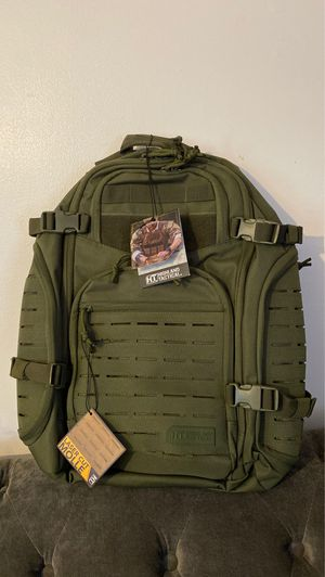 "2 ""highland tactical "" tactical backpacks for Sale in Aurora, IL"