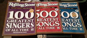 (Viola) Rolling Stones 500 Greatest Songs of All Time Trio for Sale in St. Louis, MO