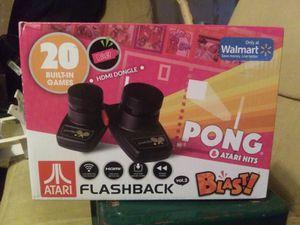 Atari Flashback (20 built-in games!) for Sale in Oklahoma City, OK