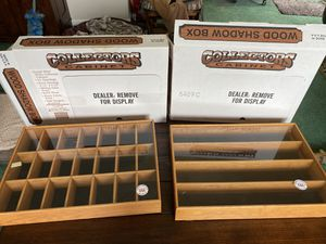 Shadow Box Display Case for Sale in Livermore, CA