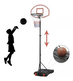 Basketball Adjustable Hoop Portable Outdoor Kids Home for Sale in Montclair, CA