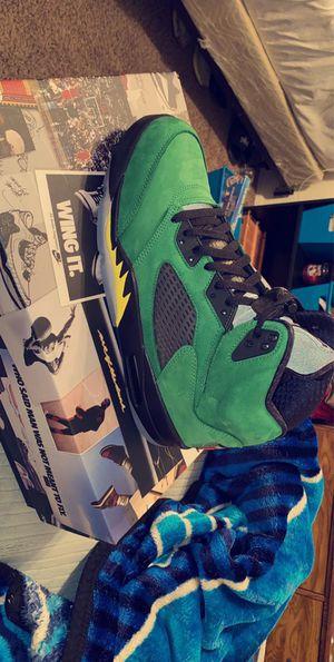 Air Jordan 5 Apple Green for Sale in Phoenix, AZ