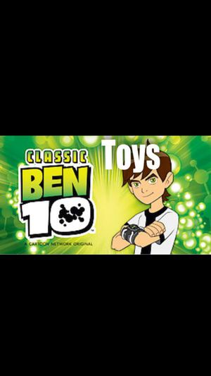 BEN 10 COLLECTIBLE SERIES ONE TOYS for Sale in Gardena, CA