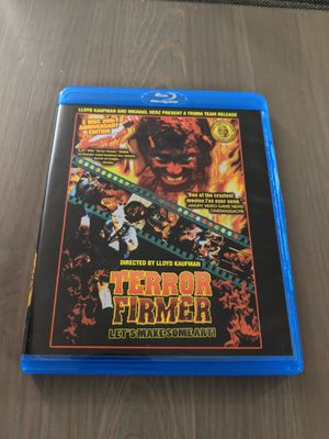 Troma Terror Firmer BluRay for Sale in Los Angeles, CA