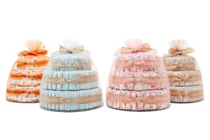 All Organic Honest Brand Pampers Wipes and Diaper Cakes. Perfect gift for new or expecting moms🙌🏾 for Sale in Chicago, IL