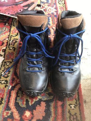 Black boots size 8-1/2 for Sale in La Vergne, TN