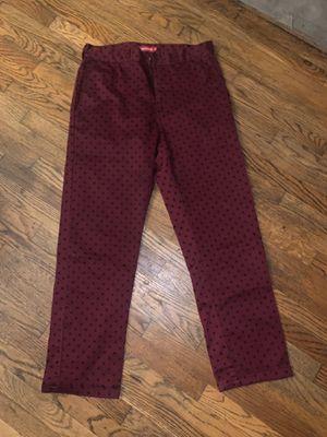 Supreme polka dot work pants for Sale in Orange, CA