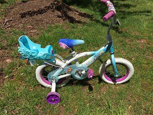 Frozen girls Bike for Sale in Gainesville, VA