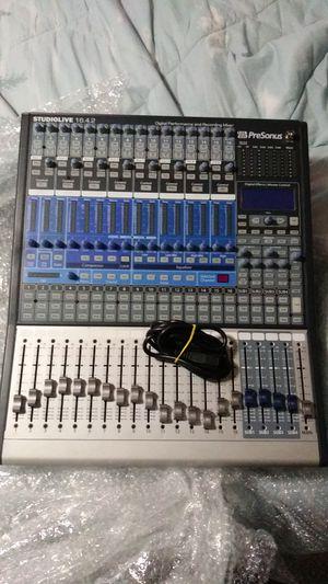 Studiolive 16.4.2 presonus mixer for Sale in Fort Myers, FL