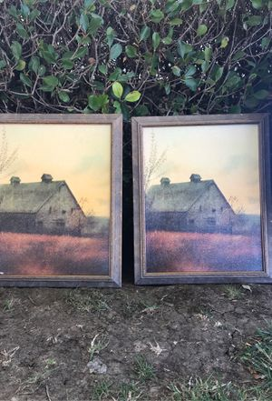 Farm home paintings for Sale in Los Angeles, CA